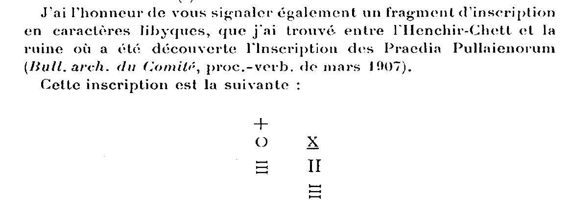 Un reperto: DU066EP026